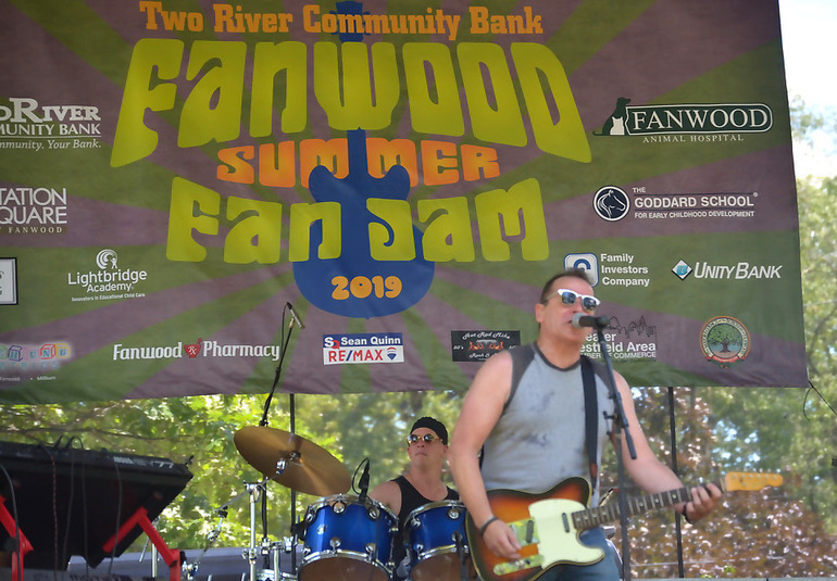 Glenn Stuart of B Street Band is a Fanwood resident.