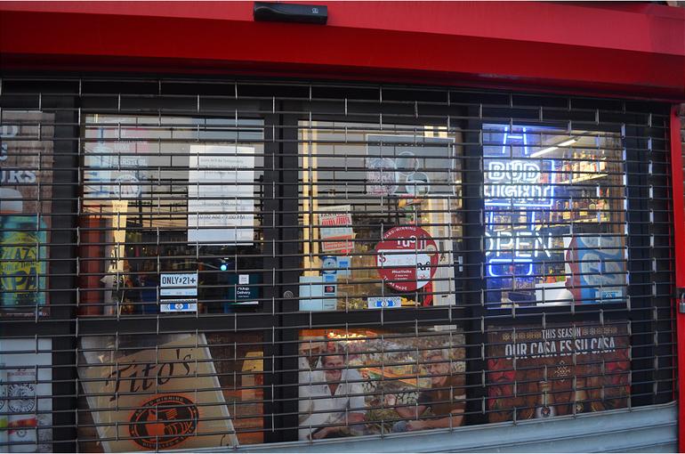 Fanwood Liquors entrance.png