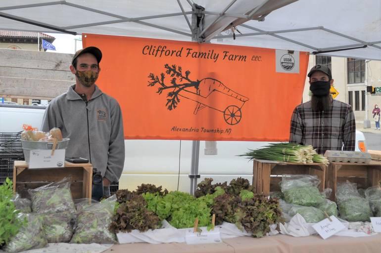 Westfield farmers market