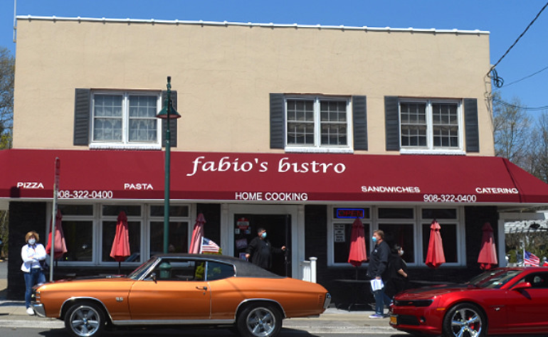 Fabio's Pizza (217 South Ave., Fanwood)