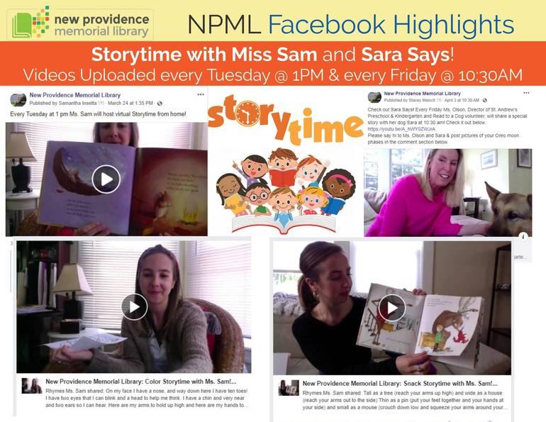 Facebook Highlights Miss Sam's Storytime.jpeg