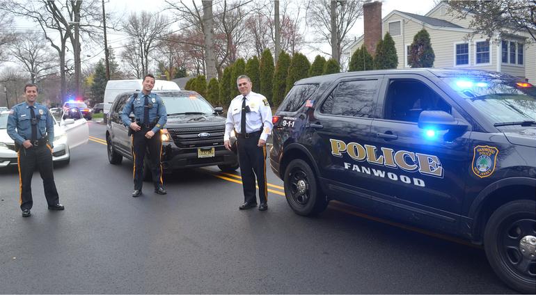 Fanwood Police Officers Tyler Flowers, Elliot Bernard and Lt. Frank Marrero..png