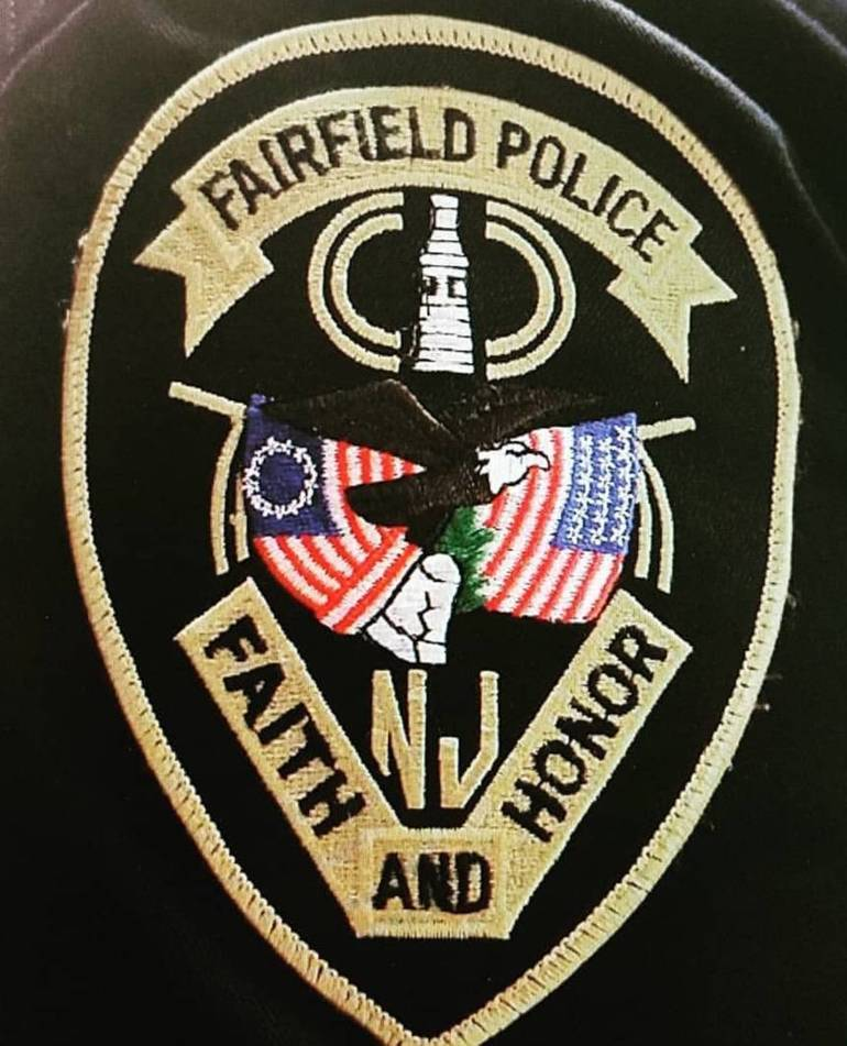 Fairfield Officers Use Naloxone to Save Route 80 Motorist
