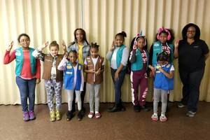 Carousel image 14697715797f30b4db48 family promise girl scouts
