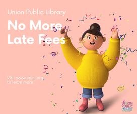 The Union Public Library Goes Fine Free