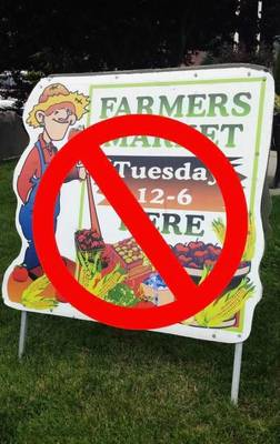 Farmer's Market Falls Through, Not Coming to Hasbrouck Heights in 2021