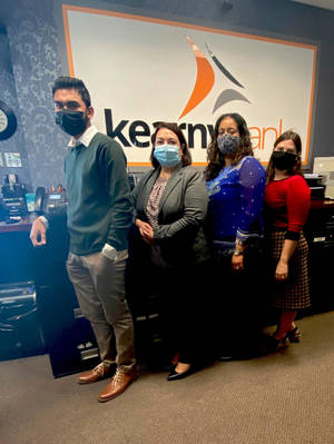 At its Fair Lawn Branch, Community Focus  is Central to Everything Kearny Bank Does