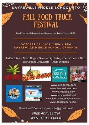 Carousel image 7553570a34b263d40de6 fall food truck festival flier