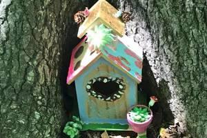 Westfield NJ Fairy Trail