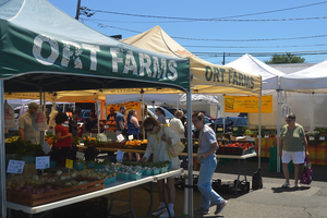 Scotch Plains Farmers Market Returns on Saturday, May 1