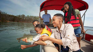 Linden Recreation Offers Hooked on Fishing Program for Local Youth
