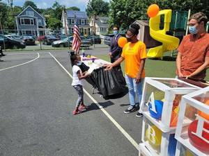 Orange School District Celebrates Students in a Big Way