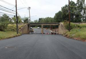 Piscataway's Possumtown Road Expected to Reopen Sept.  24th