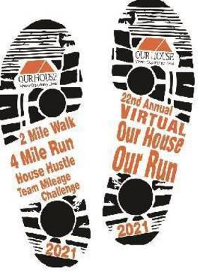 22nd Annual Our House, Our Run is a few weeks away