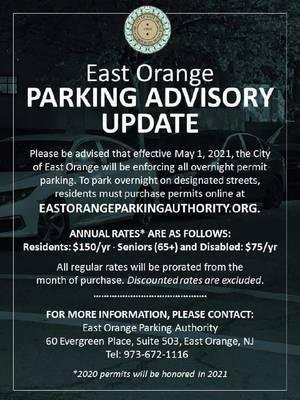 """Parking"" East Orange's Biggest Conversation Starter"