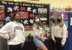 Hunterdon County Polytech Wins Gold at FCCLA State Leadership Conference