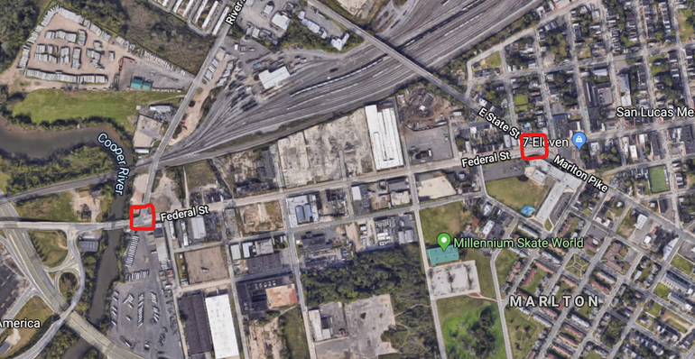 Stretch of Federal Street in Camden to Close Through Second Week of October