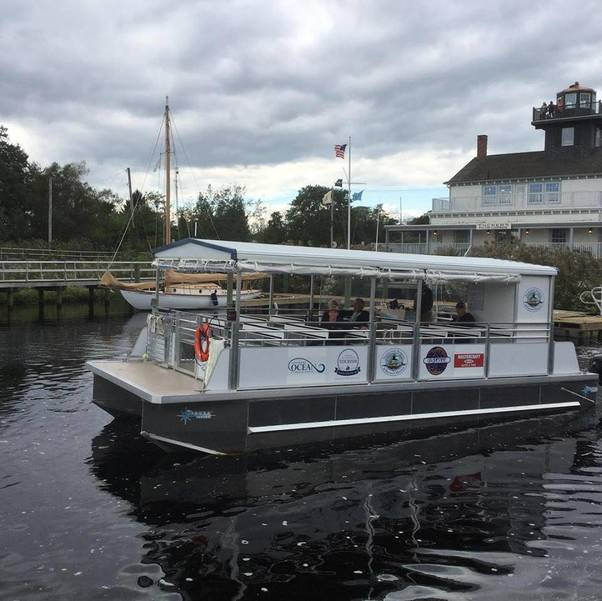 Fall Boat Tours