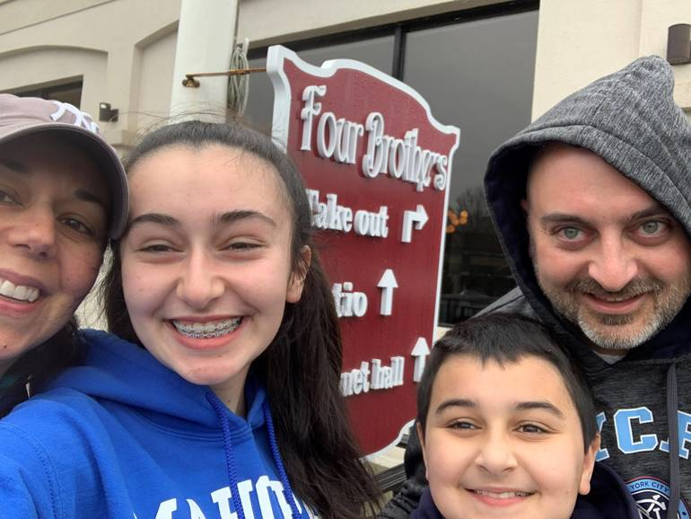 Ferrante family at Four Brothers.jpg
