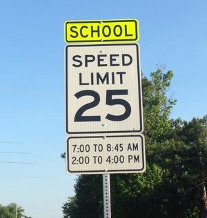 New Providence Amends Speed Limits on Borough Streets
