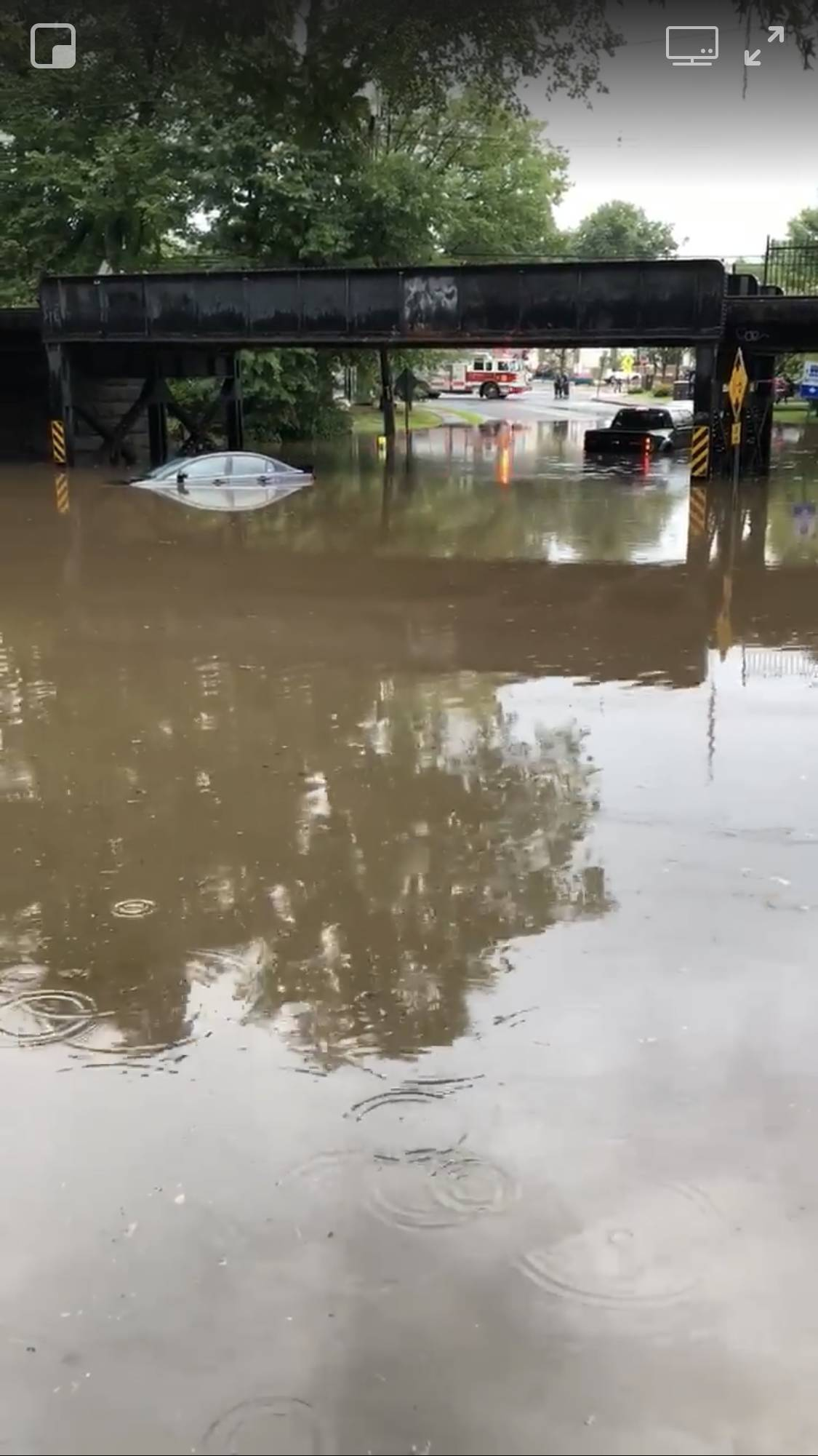 Montclair Theatre Issues Plea for Flood Recovery Assistance