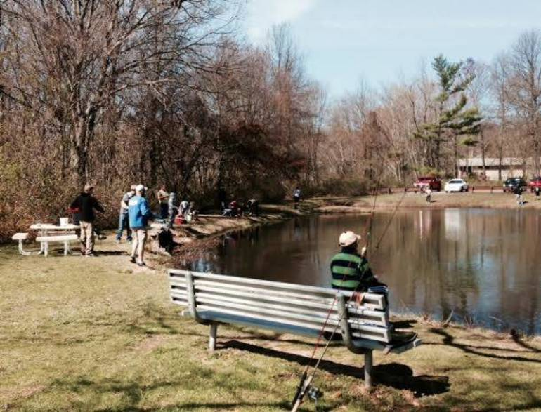 Annual Southard Park fishing derby