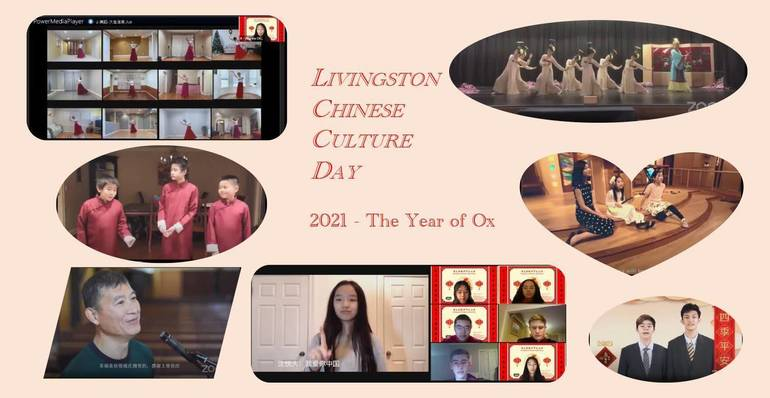 Three-Part Livingston Chinese Culture Day Event Draws Dozens of Families in 2021