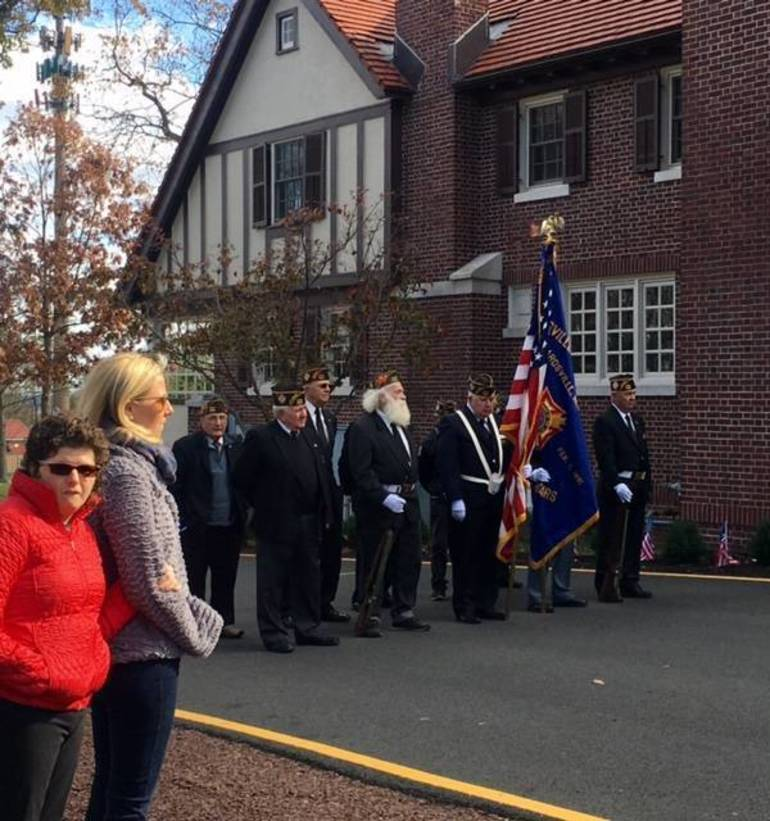 Veterans' Color Guard