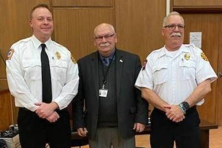 Fire Chief Appointment