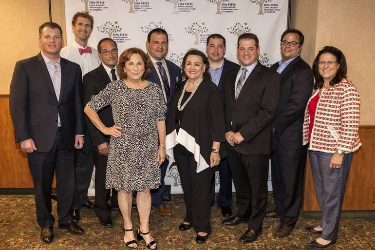 Annual Research Fund Benefit Dinner Raises $125,000 for MD Anderson Cancer Center at Cooper
