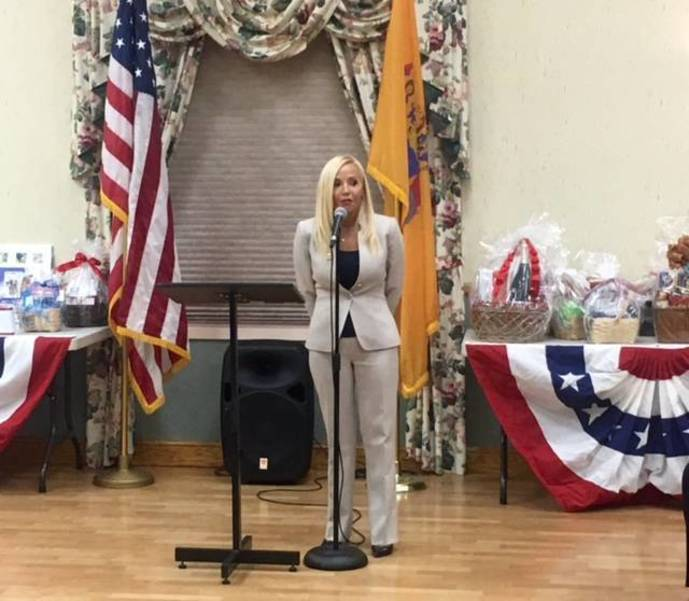 Janice Fields, event chair
