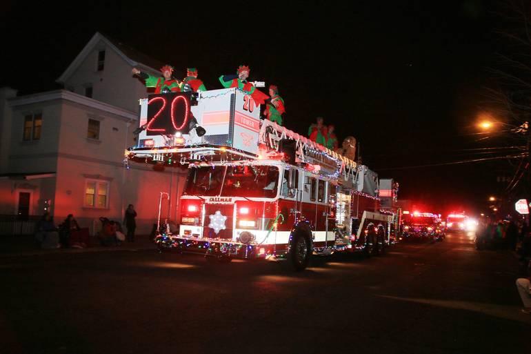 FIRE TRUCK parade elves.jpg