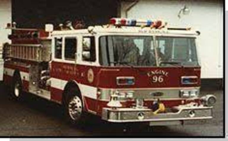 BREAKING NEWS Fire Reported in Red Bank