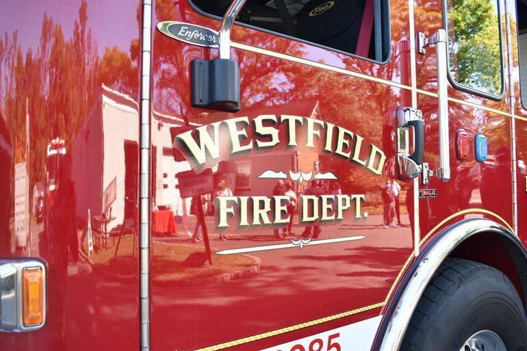 westfield fire engine truck nj