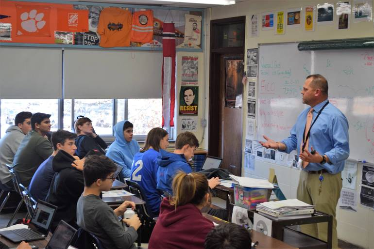 Money Talks: MHS Personal Finance Class Empowering Students