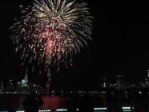 Carousel image 19b5765cbfe5fb746ab1 fireworks on the hoboken waterfront   september 2017