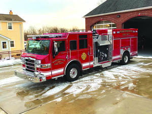 Martinsville Fire