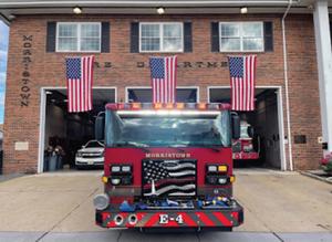 Morristown Adds New Firetruck to Its Fleet