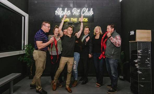 Alpha Fit Club Opens in Former Westfield Farms Space | TAPinto
