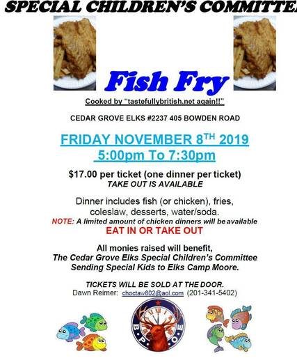 Top story 99dced92d8bc9c184444 fish fry 11.8.2019