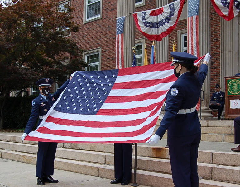 West Orange  to Recognize Flag Day  With Annual Celebration on June 14