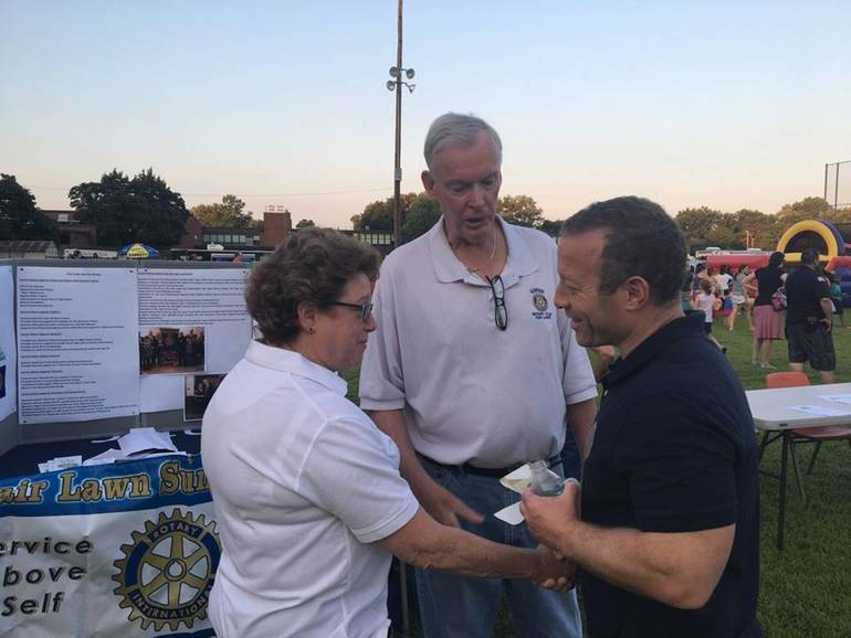Gottheimer Celebrates 5th District First Responders at Fair Lawn National Night Out