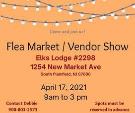 Elks Flea Market / Vendor Show