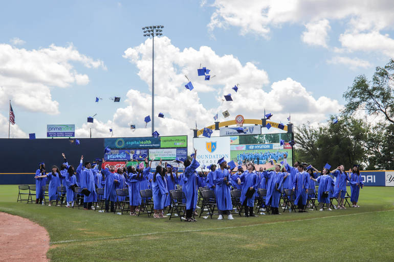 100% College Acceptance, More than $17.1 Million in Scholarships for Foundation Academy Collegiate High School Class of 2021