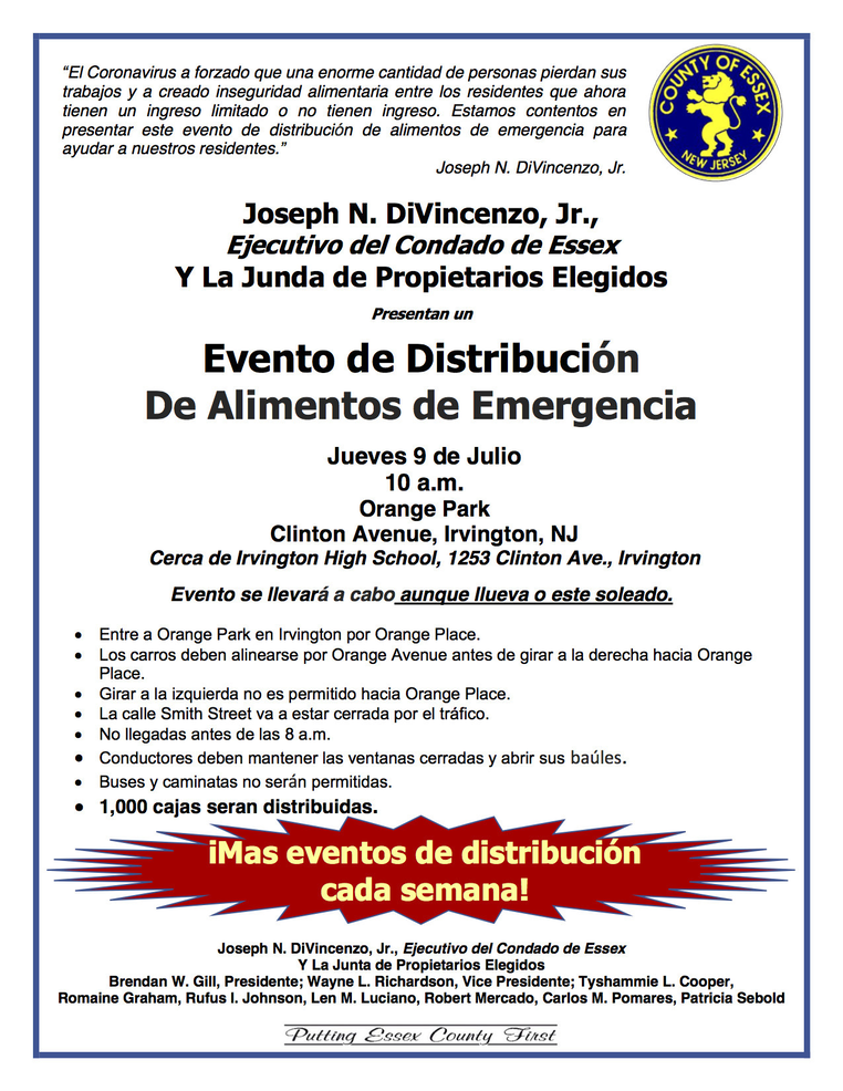 food distribution flier - irvington - spanish copy.png
