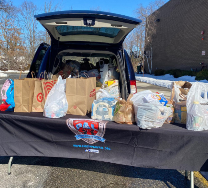 Parsippany PAL Food Drive Going on Today Until 3pm