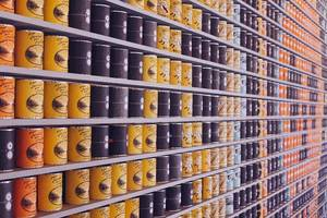 Carousel image 8059bfd490ad8e262fda food canned shelves pixabay