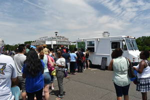The Franklin Food Truck Festival is Back