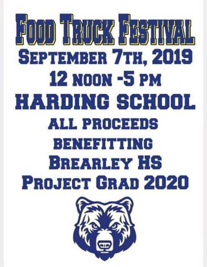 Food Truck Festival 2020.Food Truck Festival To Benefit Kenilworth Brearly Hs Grad
