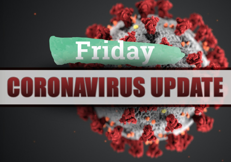 Friday Coronavirus Update For Coral Springs, and More News